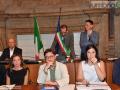 Prima seduta consiglio comunale, giunta Latini - 12 luglio 2018 (foto Mirimao) (28)