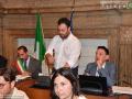Prima seduta consiglio comunale, giunta Latini - 12 luglio 2018 (foto Mirimao) (29)