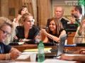 Prima seduta consiglio comunale, giunta Latini - 12 luglio 2018 (foto Mirimao) (3)