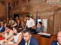 Prima seduta consiglio comunale, giunta Latini - 12 luglio 2018 (foto Mirimao) (30)