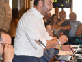 Prima seduta consiglio comunale, giunta Latini - 12 luglio 2018 (foto Mirimao) (32)