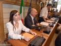 Prima seduta consiglio comunale, giunta Latini - 12 luglio 2018 (foto Mirimao) (33)