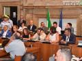 Prima seduta consiglio comunale, giunta Latini - 12 luglio 2018 (foto Mirimao) (39)