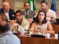 Prima seduta consiglio comunale, giunta Latini - 12 luglio 2018 (foto Mirimao) (4)