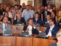 Prima seduta consiglio comunale, giunta Latini - 12 luglio 2018 (foto Mirimao) (74)