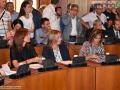 Prima seduta consiglio comunale, giunta Latini - 12 luglio 2018 (foto Mirimao) (81)