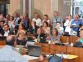 Prima seduta consiglio comunale, giunta Latini - 12 luglio 2018 (foto Mirimao) (92)