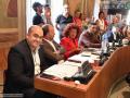 Prima seduta consiglio comunale, giunta Latini - 12 luglio 2018 (foto Mirimao) (93)