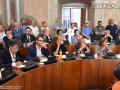 Prima seduta consiglio comunale, giunta Latini - 12 luglio 2018 (foto Mirimao) (97)