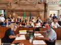 Prima seduta consiglio comunale, giunta Latini - 12 luglio 2018 (foto Mirimao) (99)