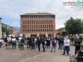Ristoratori-protesta-presidio-piazza-Europa-Terni-riaperture