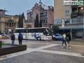 autobus-polizia-Covid-studenti-scuola-scuole-rientro-25-gennaio
