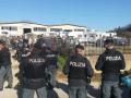 Sgombero rave party Giove polizia - 24 febbraio 2020 (15)