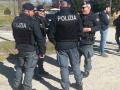 Sgombero rave party Giove polizia - 24 febbraio 2020 (4)