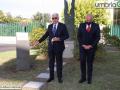 targa commemorativa polizia questura defunti Terni rotonda Antiochia_9949- A.Mirimao