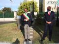 targa commemorativa polizia questura defunti Terni rotonda Antiochia_9971- A.Mirimao