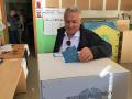 Terni, Paolo Angeletti vota - 10 giugno 2018 (2)
