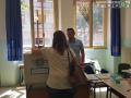 Terni, elezioni amministrative scuola Anita Garibaldi - 10 giugno 2018 (3)