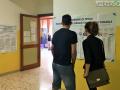 Terni, elezioni amministrative scuola Mazzini via Carrara - 10 giugno 2018 (1)