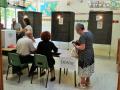 Terni elezioni amministrative, seggio Aldo Moro - 10 giugno 2018 (1)