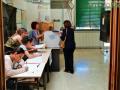 Terni elezioni amministrative, seggio Aldo Moro - 10 giugno 2018 (2)