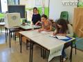 Terni elezioni amministrative, seggio Oberdan - 10 giugno 2018 (1)