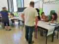 Terni elezioni amministrative, seggio Oberdan - 10 giugno 2018 (3)