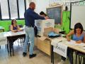 Terni, elezioni amministrative seggio Oberdan - 10 giugno 2018