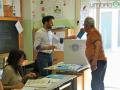 Terni elezioni amministrative, seggio scuola Fatati - 10 giugno 2018 (1)