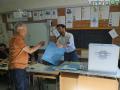 Terni elezioni amministrative, seggio scuola Fatati - 10 giugno 2018 (2)