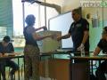 Terni elezioni amministrative, seggio via dell'Aquila - 10 giugno 2018 (2)