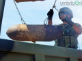 Bomba Terni Cesi, trasporto verso la cava - 29 luglio 2018 (11)