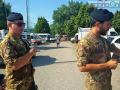 Terni, bomba a Cesi, arrivo Esercito - 29 luglio 2018 (2)