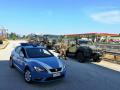 Terni, bomba a Cesi, arrivo Esercito - 29 luglio 2018 (4)