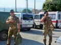 Terni, bomba a Cesi, arrivo Esercito - 29 luglio 2018 (7)