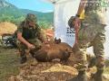 Terni, bomba a Cesi, artificieri al lavoro - 29 luglio 2018 (1)