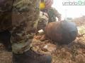 Terni, bomba a Cesi, artificieri al lavoro - 29 luglio 2018 (5)