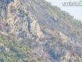 Incendio Rocca San Zenone, Valserra Terni - 9 agosto 2017 (1)