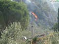 terni incendio rocca san zenone giovedì (23)