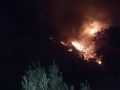 terni incendio rocca san zenone notte (1)