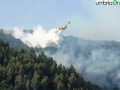 terni rocca san zenone incendio mercoledì (10)