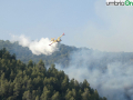 terni rocca san zenone incendio mercoledì (11)