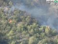 terni rocca san zenone incendio mercoledì (12)