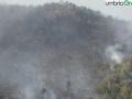 terni rocca san zenone incendio mercoledì (13)