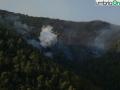terni rocca san zenone incendio mercoledì (14)