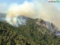 terni rocca san zenone incendio mercoledì (2)