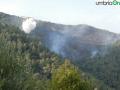 terni rocca san zenone incendio mercoledì (20)
