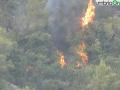 terni rocca san zenone incendio mercoledì (21)