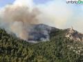 terni rocca san zenone incendio mercoledì (3)