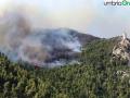 terni rocca san zenone incendio mercoledì (4)